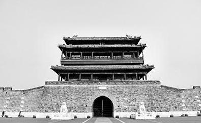 中国古建筑的数理意蕴