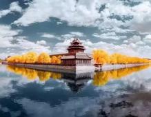 中国古建筑摄影:诗情画意 亭山有意 处处有情 (9)