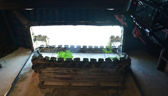 """天井——中国古代民居建筑的""""心"""""""