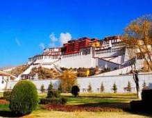 西藏那些非去不可的寺庙!富丽堂皇的古建筑 (13)