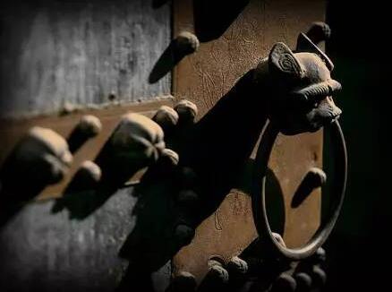 中国古建筑门环_古代大门门环的寓意_门环上的神兽叫什么