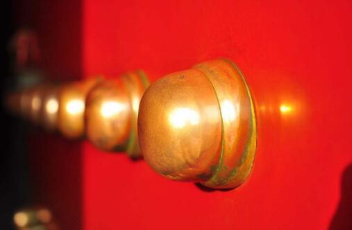 古建门钉_门钉的作用_普通大门门钉多少个