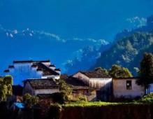 雕梁画栋,古建新生,中国古典建筑独特风格传递着历史的气息 (23)