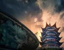 中国古建筑历经千百年风雨却庄严屹立 中华传统审美风范 (20)