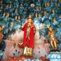 承接 寺庙佛像雕塑  贴金彩绘