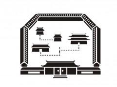 永泰庄寨手绘图片_手绘版永泰县古庄寨_永泰庄寨建筑群画册 (45)