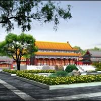 专业古建筑设计_仿古建筑设计_古建规划设计_寺庙设计_祖祠设计