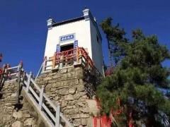 陕西塔云山上的观音殿金顶:三面都是悬崖峭壁,现代专家都自愧不如 (9)