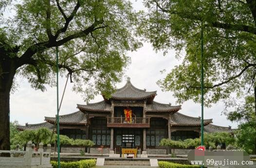中国仿古建筑设计的元素介绍
